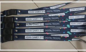 Jual Tali ID Card Asian Games 2018 Jakarta Dan Palembang